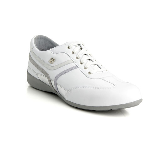 Batz GERDA laced shoes white