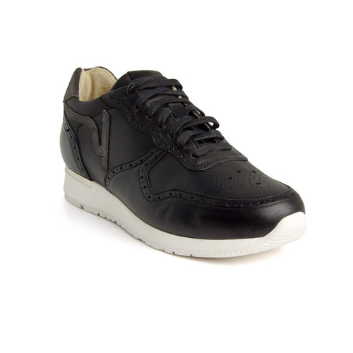 Batz KARZO WOMAN laced shoes black