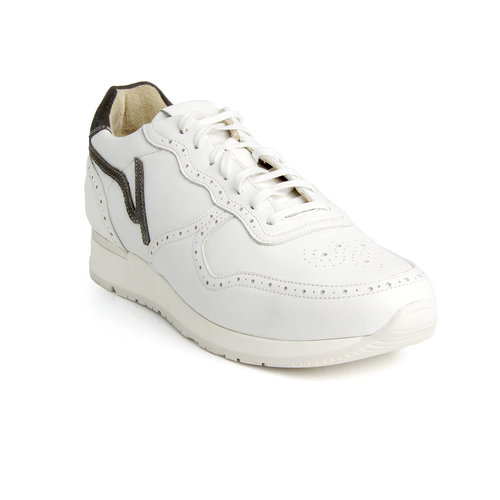 Batz KARZO WOMAN laced shoes white